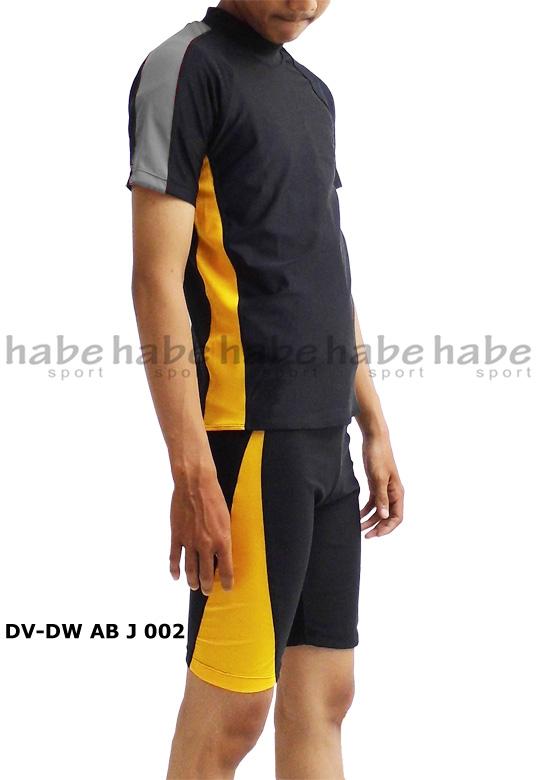 Baju Renang Muslim Laki DV DW AB J 002