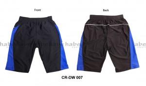 CR-DW 007-habe sport celana renang dewasa polos