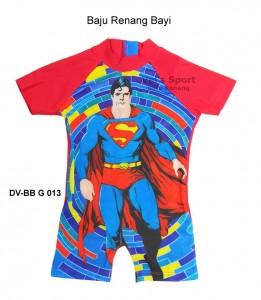 DV-BB G 013-baju renang bayi vels sport karakter