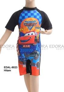EDAL-9023 Hitam-toko perlengkapan baju renang anak