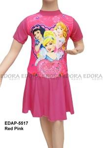EDAP-5517 Red Pink-toko busana renanag anak tangerang