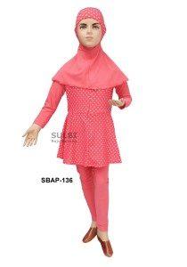 Baju Renang Anak Muslimah SBAP-136