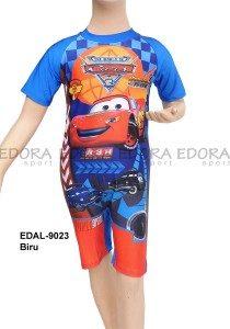 Baju Renang Diving Karakter EDAL-9023 Biru