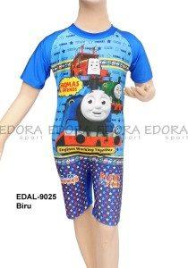 Baju Renang Diving Karakter EDAL-9025 Biru