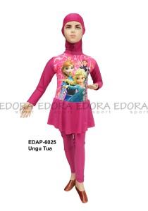 EDAP-6025 Ungu Tua-toko online tangerang baju renang anak