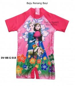 DV-BB G 018-vel's sport baju renang bayi gambar