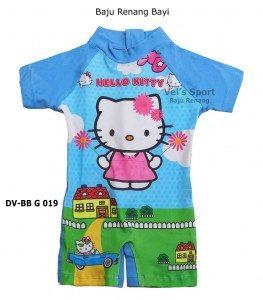 Baju Renang Bayi Karakter DV-BB G 019