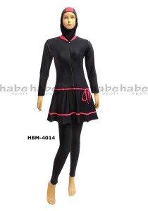 Baju Renang Muslimah Dewasa HBM-4014