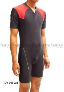 DV-DW 022-toko busana renang diving dewasa laki polos