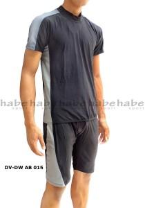 DV-DW AB 015-pakaian renang laki dewasa atas bawah