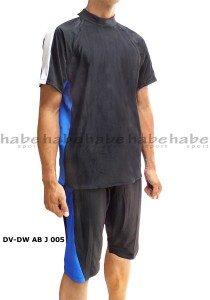 Baju Renang Muslim Laki DV-DW AB J 005