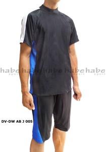 DV-DW AB J 005-toko online baju renang dewasa jumbo