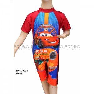 Baju Renang Karakter EDAL-9028(3 Warna)