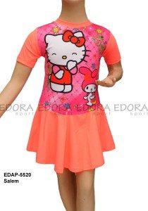 Baju Renang Diving Rok Karakter EDAP-5520 Salem