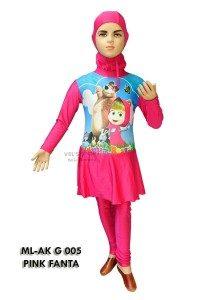 Baju Renang Muslim Anak ML-AK G 005