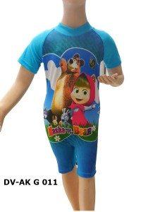 Baju Renang Diving Anak Karakter DV-AK G 011