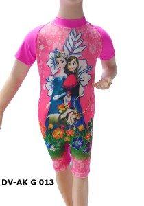 Baju Renang Diving Anak Karakter DV-AK G 013