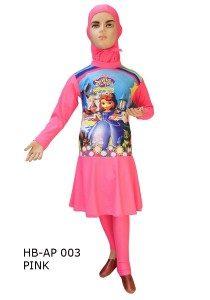 Baju Renang Anak Karakter HBAP-003