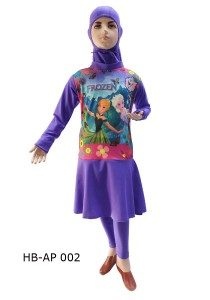 Baju Renang Anak karakter HBAP-002