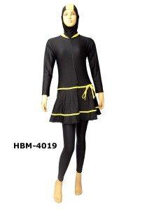 Baju Renang Muslimah Dewasa HBM-4019