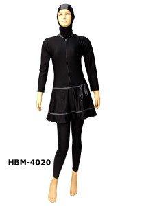 Baju Renang Muslimah Dewasa HBM-4020