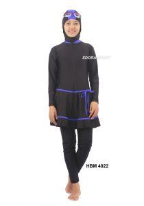 Baju Renang Dewasa Muslimah HBM-4022