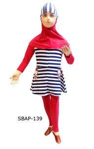 Baju Renang Anak Muslimah SBAP-139