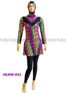 Baju Renang Muslimah Dewasa ML-DW 021