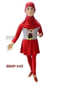 Baju Renang Anak Muslimah SBAP-142