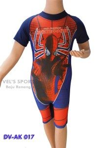 Baju Renang Diving Anak Karakter DV-AK G 017