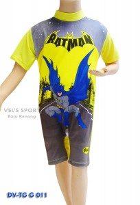 Baju Renang Diving Anak Karakter DV-TG G 011