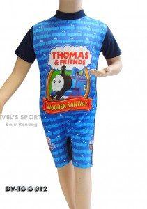 Baju Renang Diving Anak Karakter DV-TG G 012