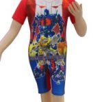 Baju Renang Diving Karakter DV-AK G 021