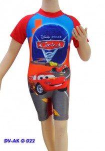 Baju Renang Diving Karakter DV-AK G 022