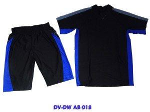 Baju Renang Muslim Laki DV-DW AB 018