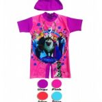 Baju Renang Diving Bayi EDBY-9033 (4 Warna)