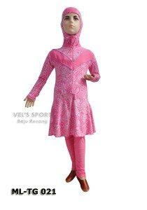 Baju Renang Anak Muslimah ML-TG 021