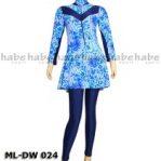 Baju Renang Muslimah ML-DW 024