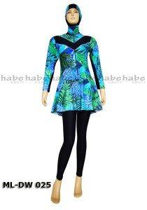 Baju Renang Muslimah ML-DW 025