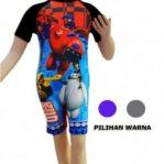 Baju Renang Diving Anak Karakter EDAL-9037 (3 Warna)