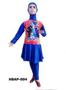 Baju Renang Anak Karakter HBAP-004