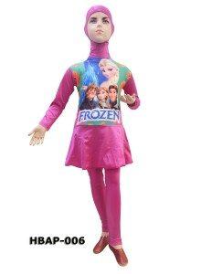 Baju Renang Anak Karakter HBAP-006