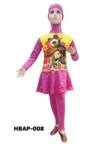 Baju Renang Anak Karakter HBAP-008