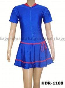 Baju Renang Semi Cover Dewasa HDR-1108