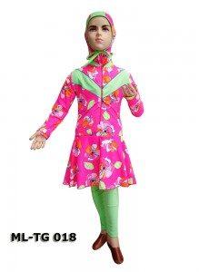 Baju Renang Anak Muslimah ML-TG 018