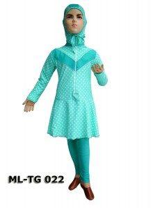 Baju Renang Anak Muslimah ML-TG 022