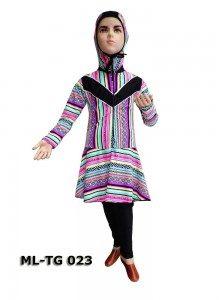 Baju Renang Anak Muslimah ML-TG 023