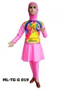Baju Renang Anak Muslimah ML-TG G 019