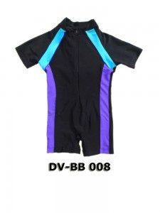 Baju Renang Bayi Polos DV-BB 008