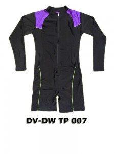 Baju Renang Dewasa Diving Panjang DV-DW TP 007